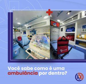 ambulância particular