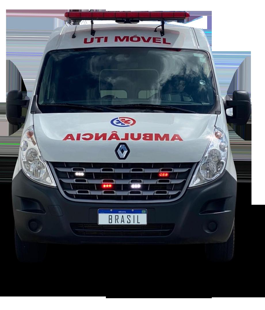 6 passos de como se comportar no transito para dar passagem para a ambulancia